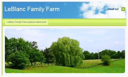 Leblanc Family Farm