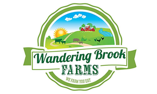 Wandering Brook Farm    poultry & pork CSA  Wild Branch RD Craftsbury VT 05826 Phone: (802) 586-2227 Wanderingbrookfarms@gmail.com