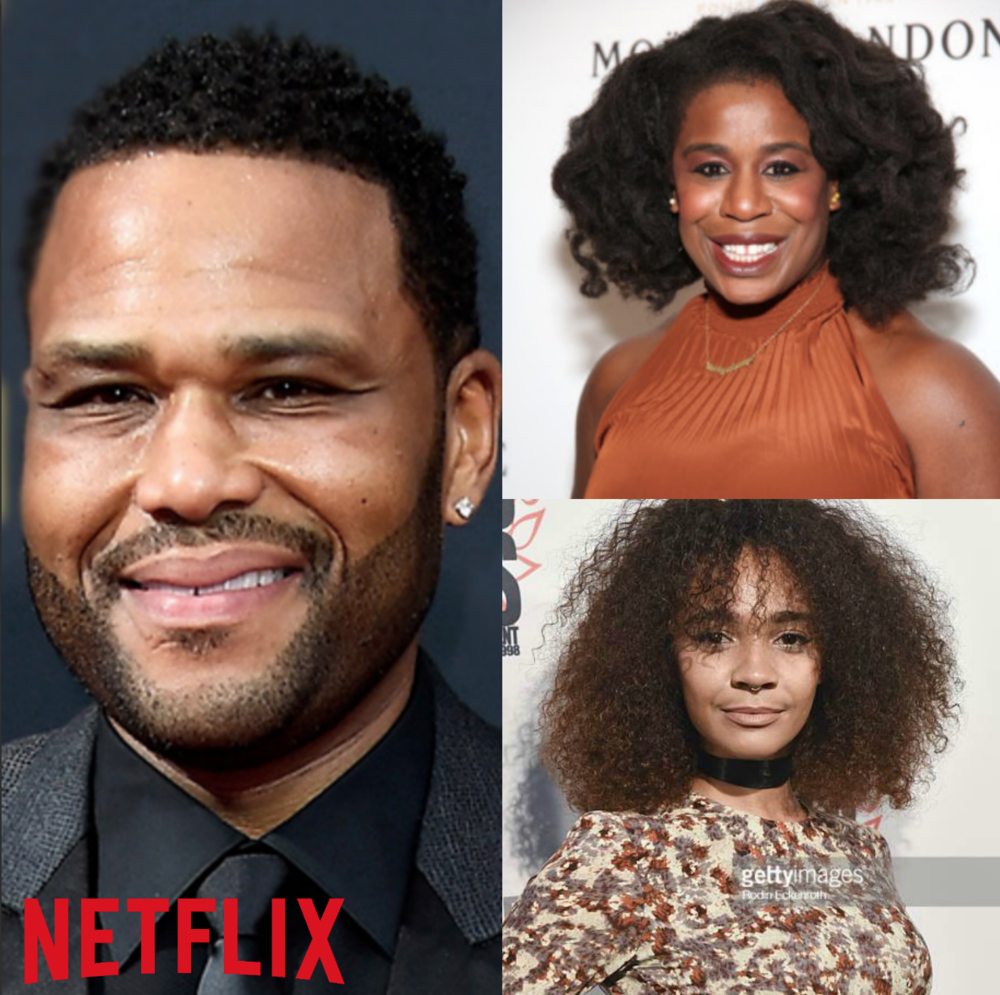EXCLUSIVE:    Black-ish   star  Anthony Anderson  has come aboard to star in  Netflix 's   Beats  , a coming-of-age drama set in Chicago's South Side hip-hop scene.