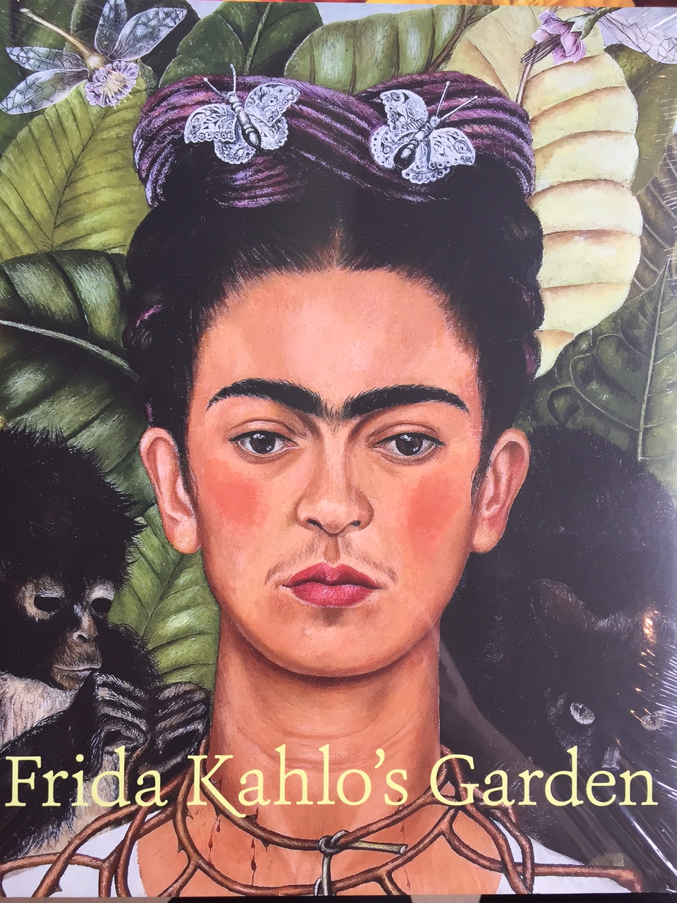 """I WAS BORN A BITCH. I WAS BORN A PAINTER."" - FRIDA KAHLO"