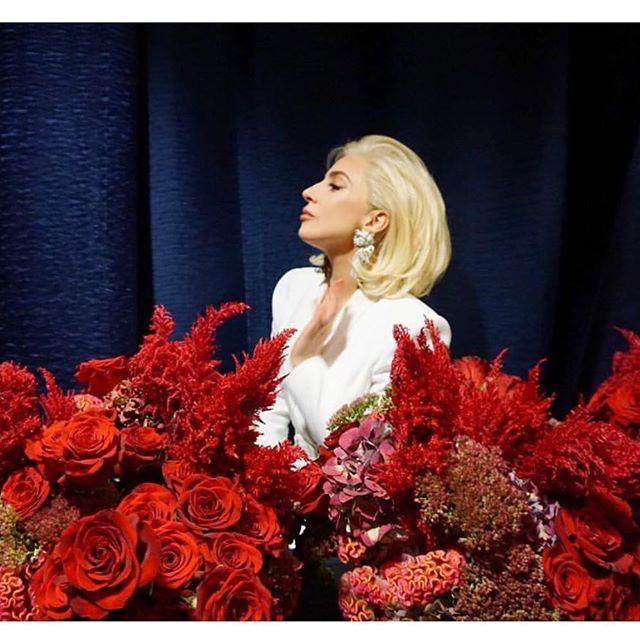 Get it, Gaga. 🥀