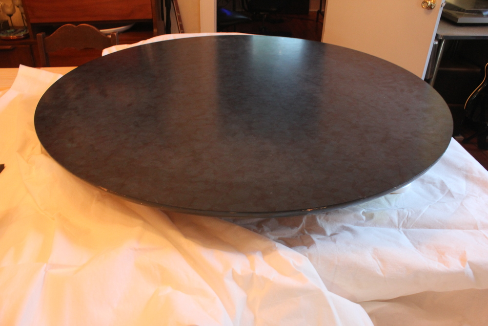 Tulip Table Before