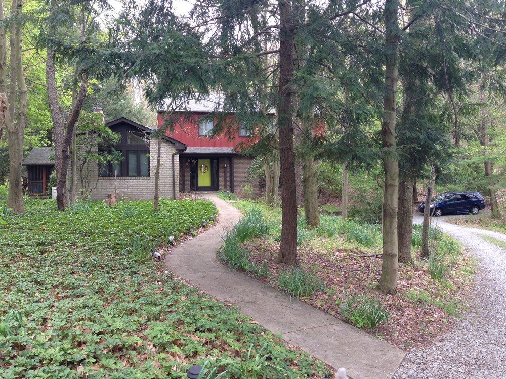 Daria's House Exterior