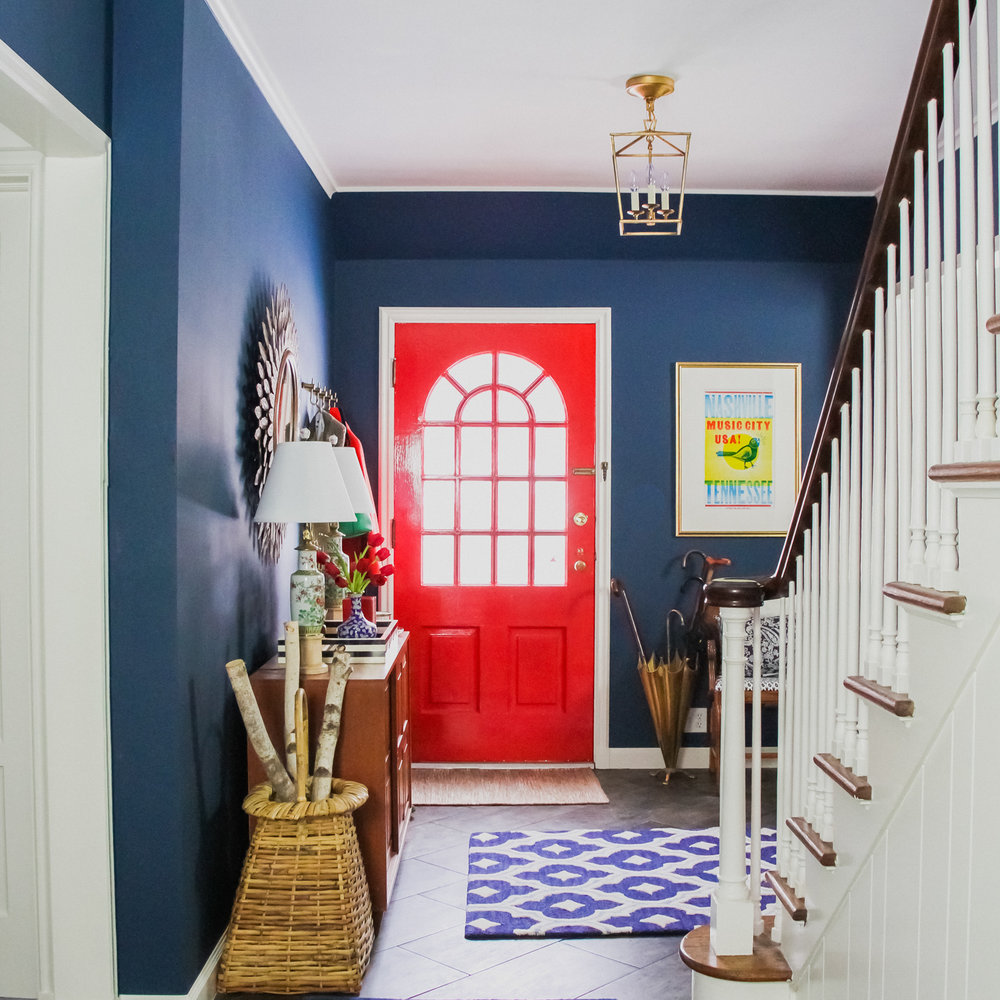 Town & Country Mod Entryway - M Pettipoole