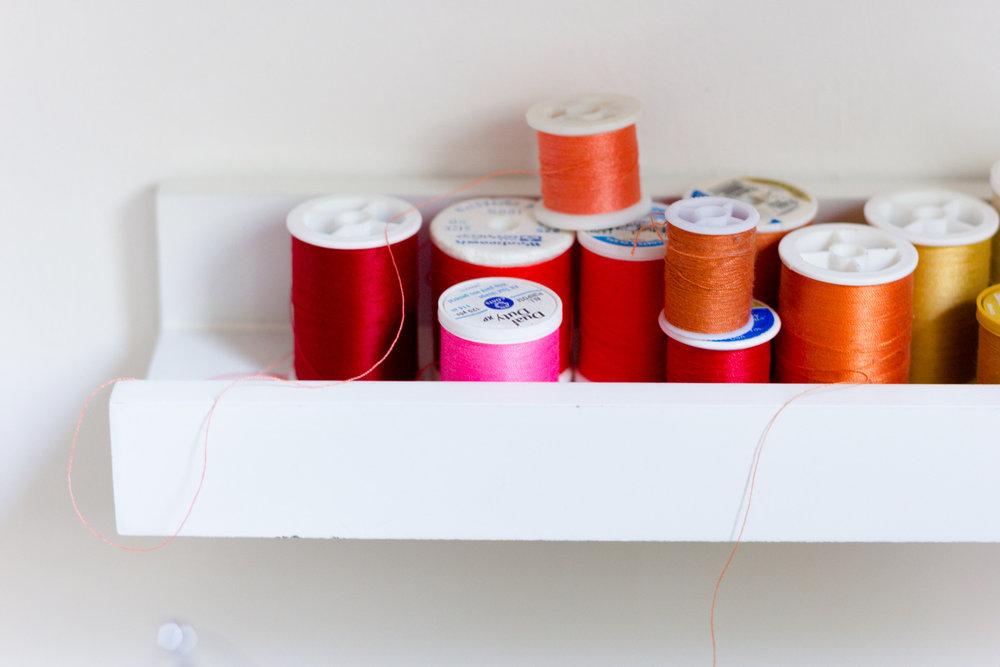 Monochromatic Thread Storage