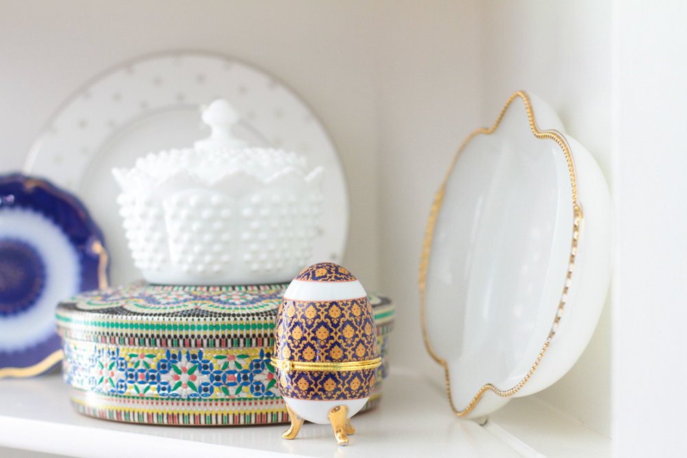 Vintage Dishes and Accessories