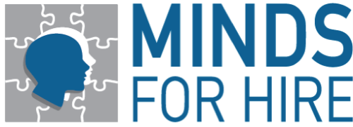 Minds for Hire logo