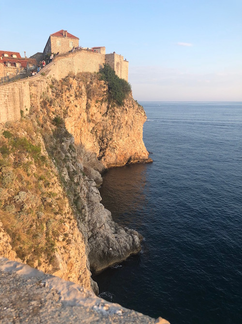 Dubrovnik, aka King's Landing from Game of Thrones, which truly felt like it was right out of a history book (or a movie set!)