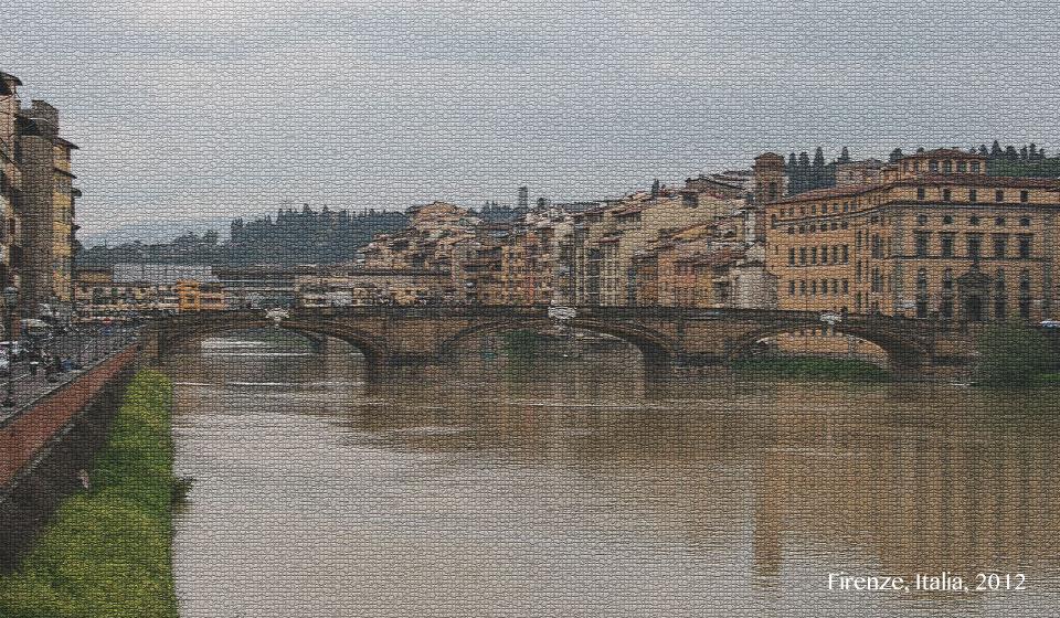 Florence postcard. Image©gunjanvirk