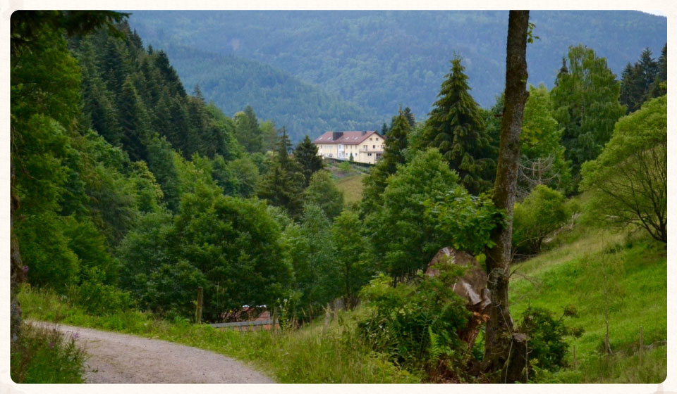 The SRF Retreat in Black Forest Mountains, Black Forest, Germany. Image©gunjanvirk