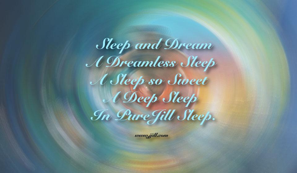 Sleep and dream in purejill, image©gunjanvirk