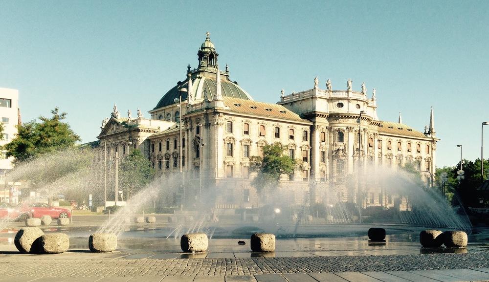 Karlsplatz, Munich, Germany. image©gunjanvirk