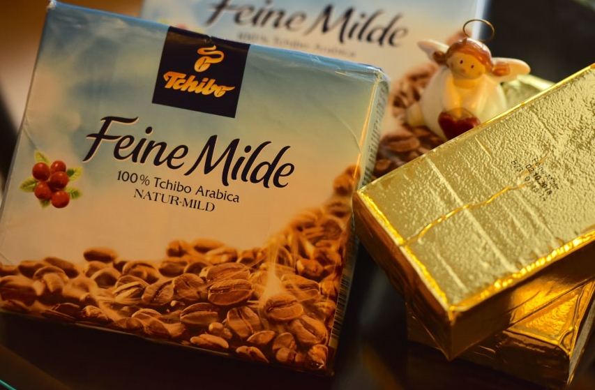 Feine Milde German coffee, image©gunjanvirk