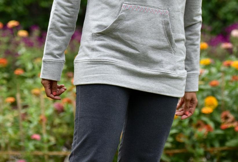 My Patagonia Monk sweatshirt and Patagonia Serenity pants, image©gunjanvirk