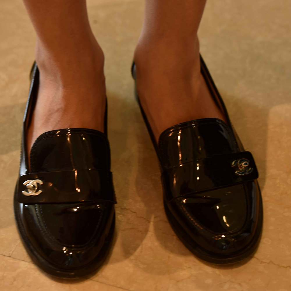 Chanel loafers, image©gunjanvirk