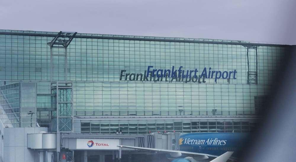 Transiting through Frankfurt airport, image©gunjanvirk