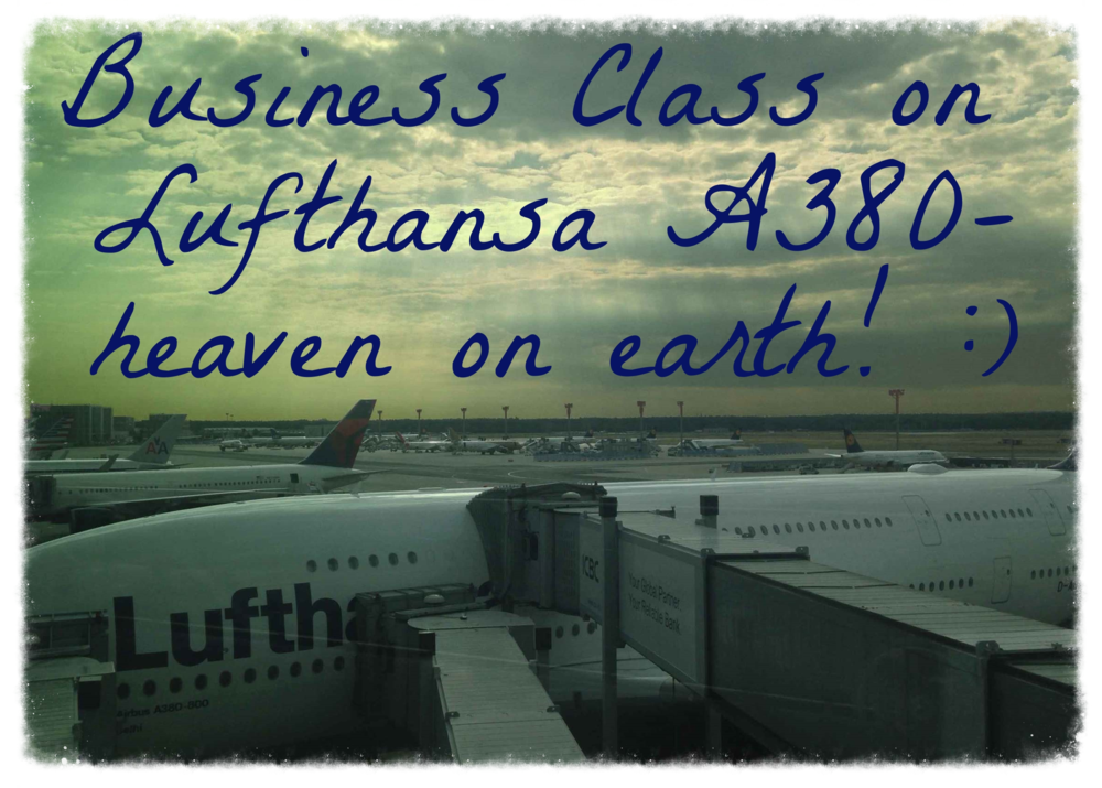 Lufthansa A380 plane, image©sourcingstyle.com