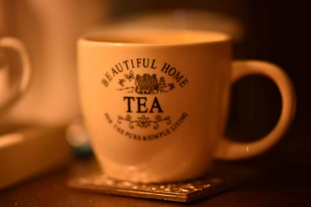 Beautiful Home tea mug. Image©gunjanvirk