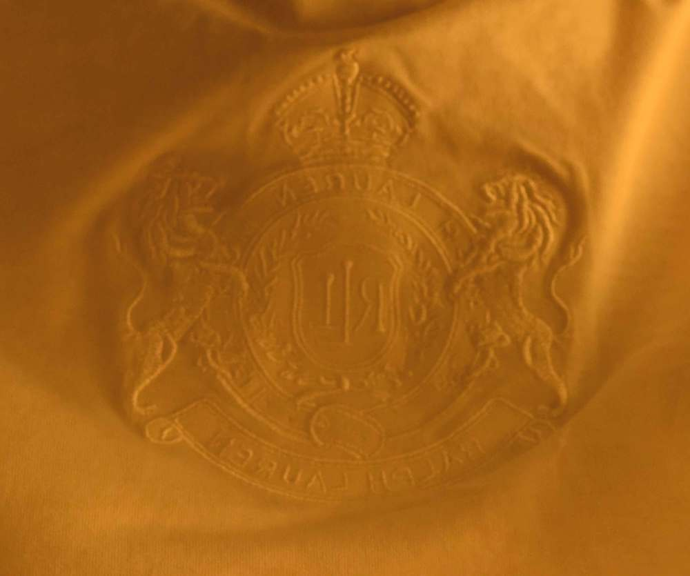 RL monogram on the tee, image©gunjanvirk