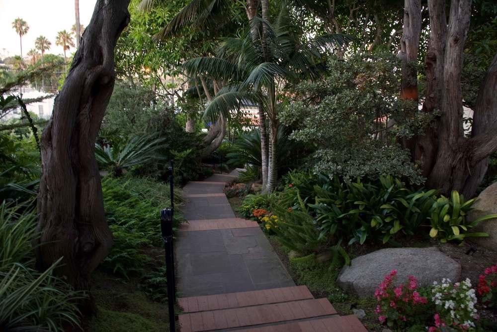 Meditation gardens, SRF, Encinitas, CA. Image©gunjanvirk