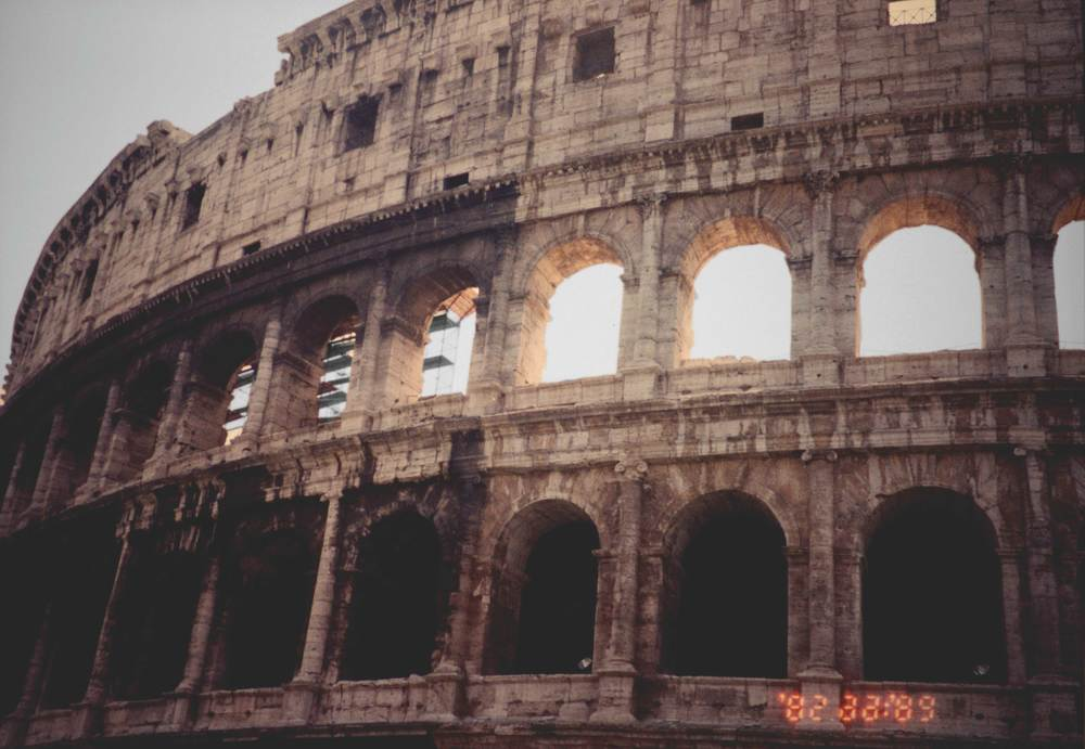 The Colosseum, Rome, Italy. Image©sourcingstyle.com