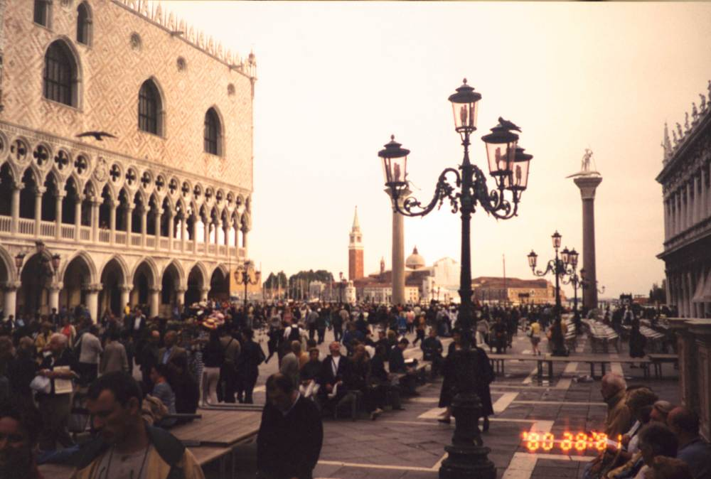Piazza San Marco, Venice, Italy. Image©sourcingstyle.com
