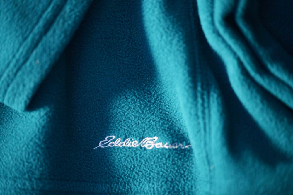 soft fleece from Eddie Bauer. Image©gunjanvirk