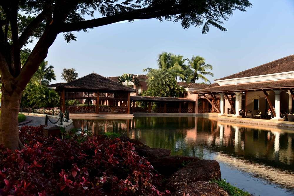 Park Hyatt Hotel, Goa, image©sourcingstyle.com.
