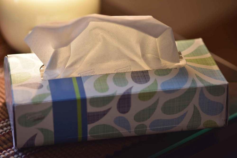 A tissue box. Image©gunjanvirk