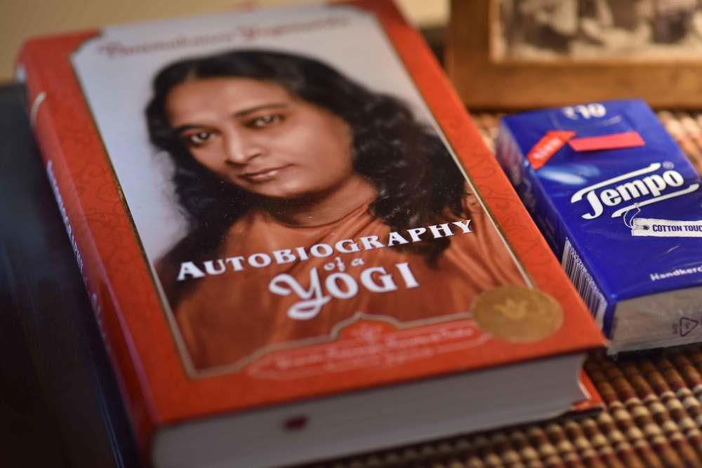 Autobiography of a Yogi. Image©gunjanvirk