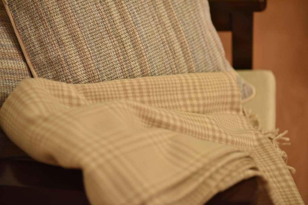 Check blanket. Image©gunjanvirk