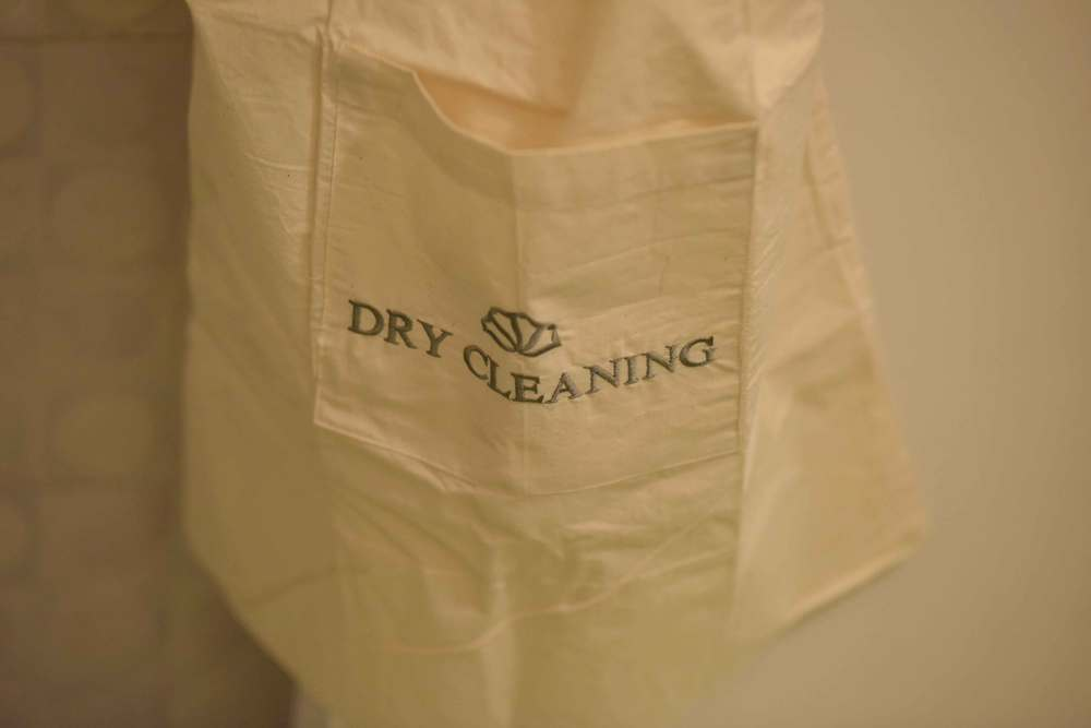 Dry cleaning bag. Image©gunjanvirk