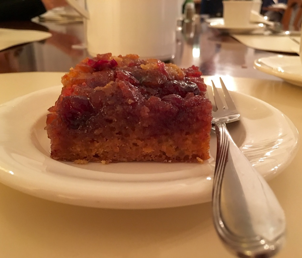 Apple carrot cake makes the perfect dessert! Image©gunjanvirk, camera iPhone 6s Plus