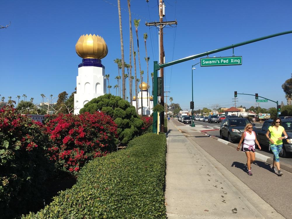 Walking through town! Image©gunjanvirk, camera iPhone 6s Plus