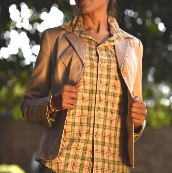 #RRL by #RalphLauren #WesternShirt, #Talbots jacket and my favorite #TrueReligion jeans. Image©gunjanvirk