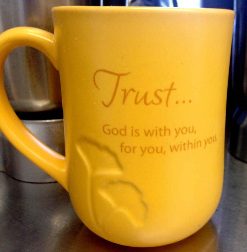 My coffee mug! Image©gunjanvirk