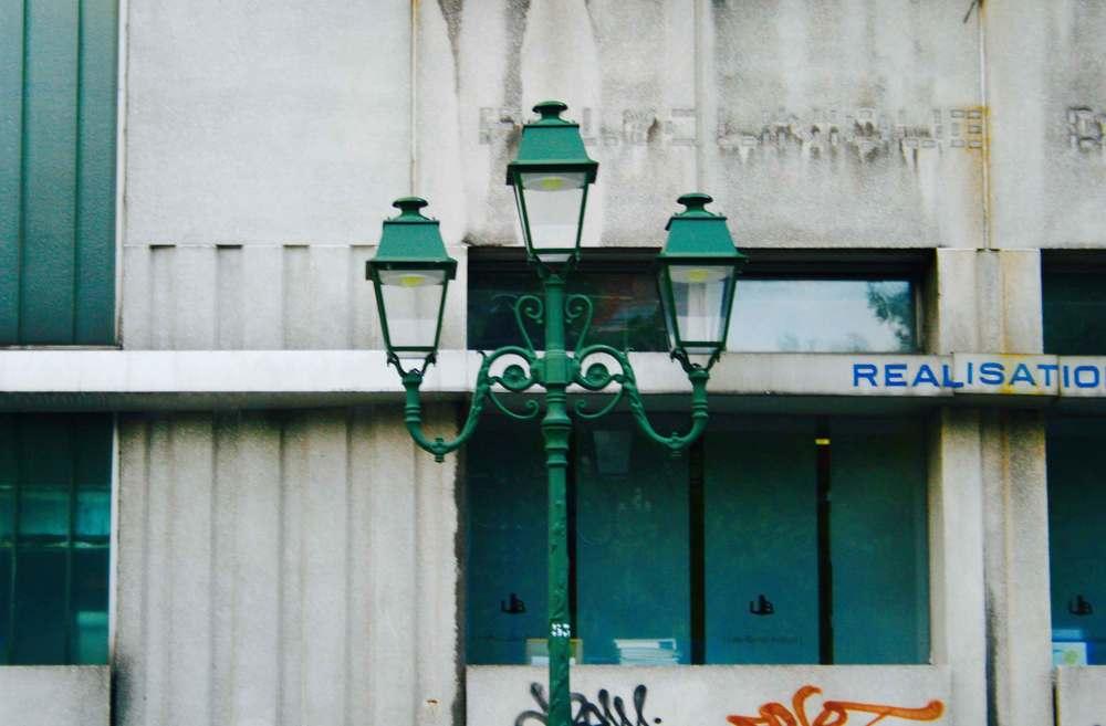 Street lights, Brussels, Belgium. Image©gunjanvirk