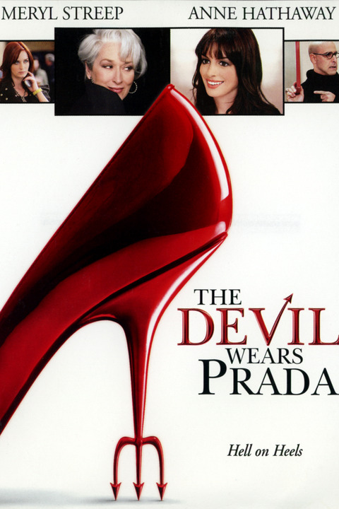 The Devil wears Prada movie poster