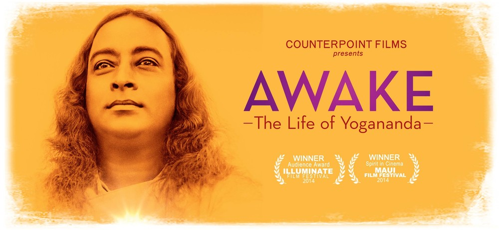Awake-the life of Yogananda movie poster