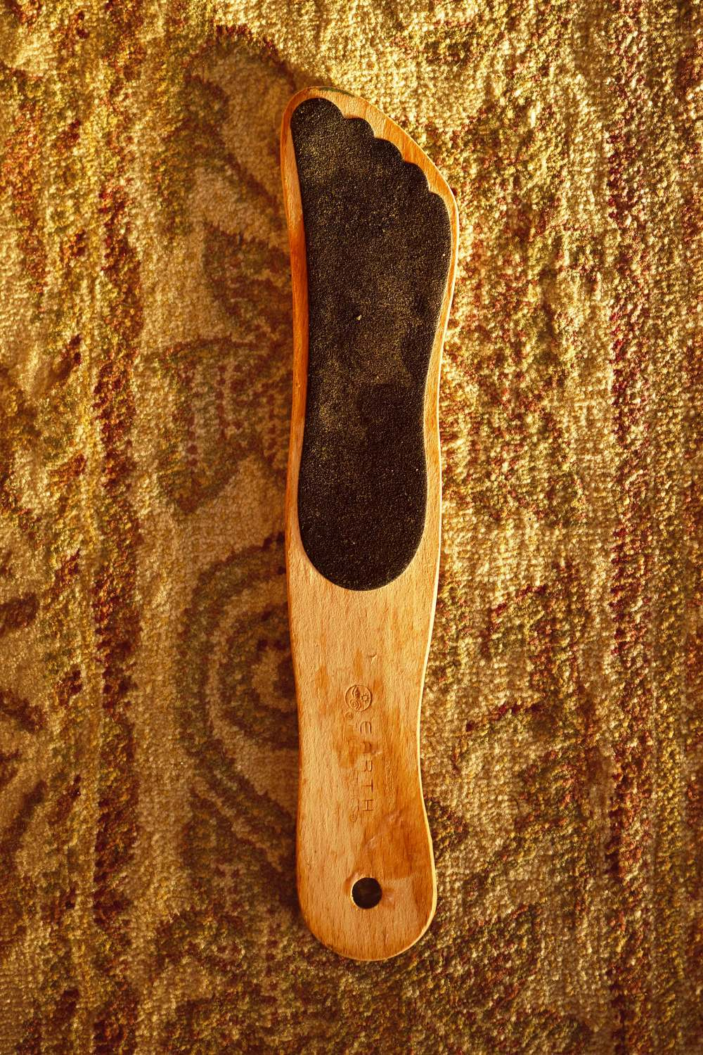 Foot file from Earth Therapeutics. Image©sourcingstyle.com