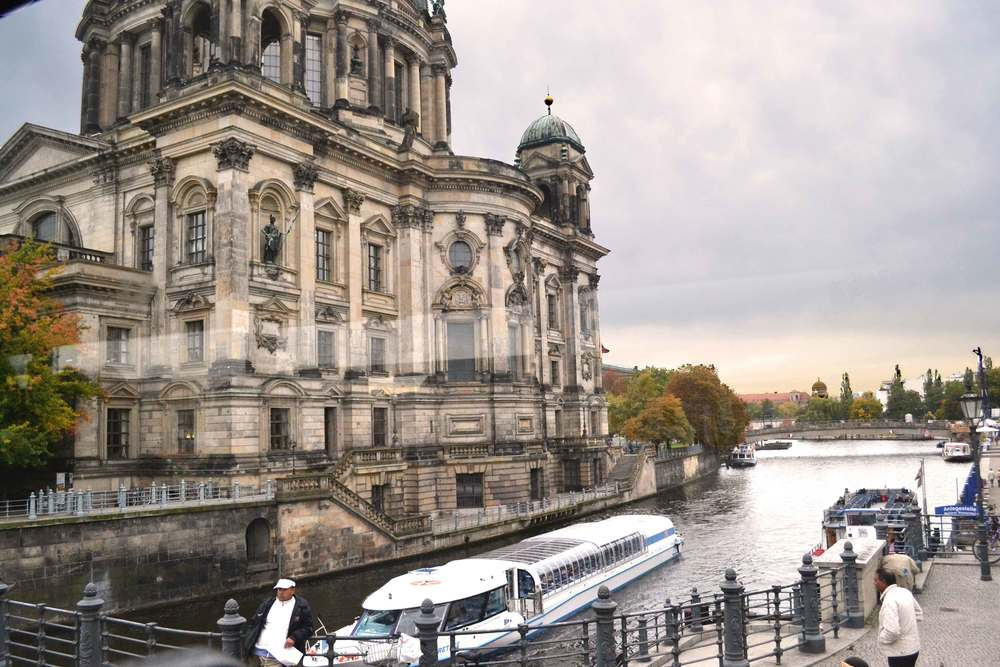 Museum Island, museum, architecture, culture, Berlin, Germany. Image©sourcingstyle.com