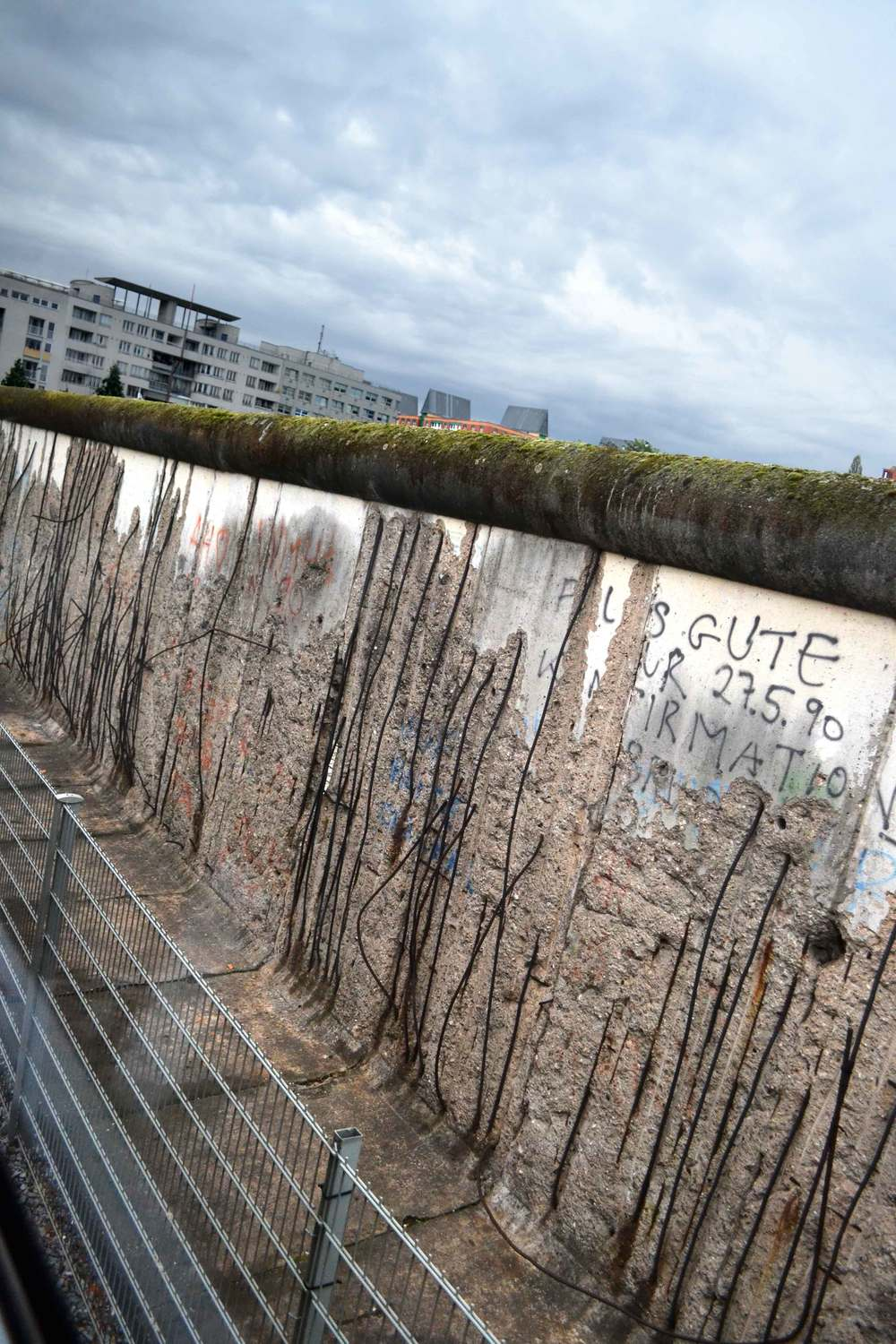 Berlin Wall, art, museum, history, culture, Berlin, Germany. Image©sourcingstyle.com