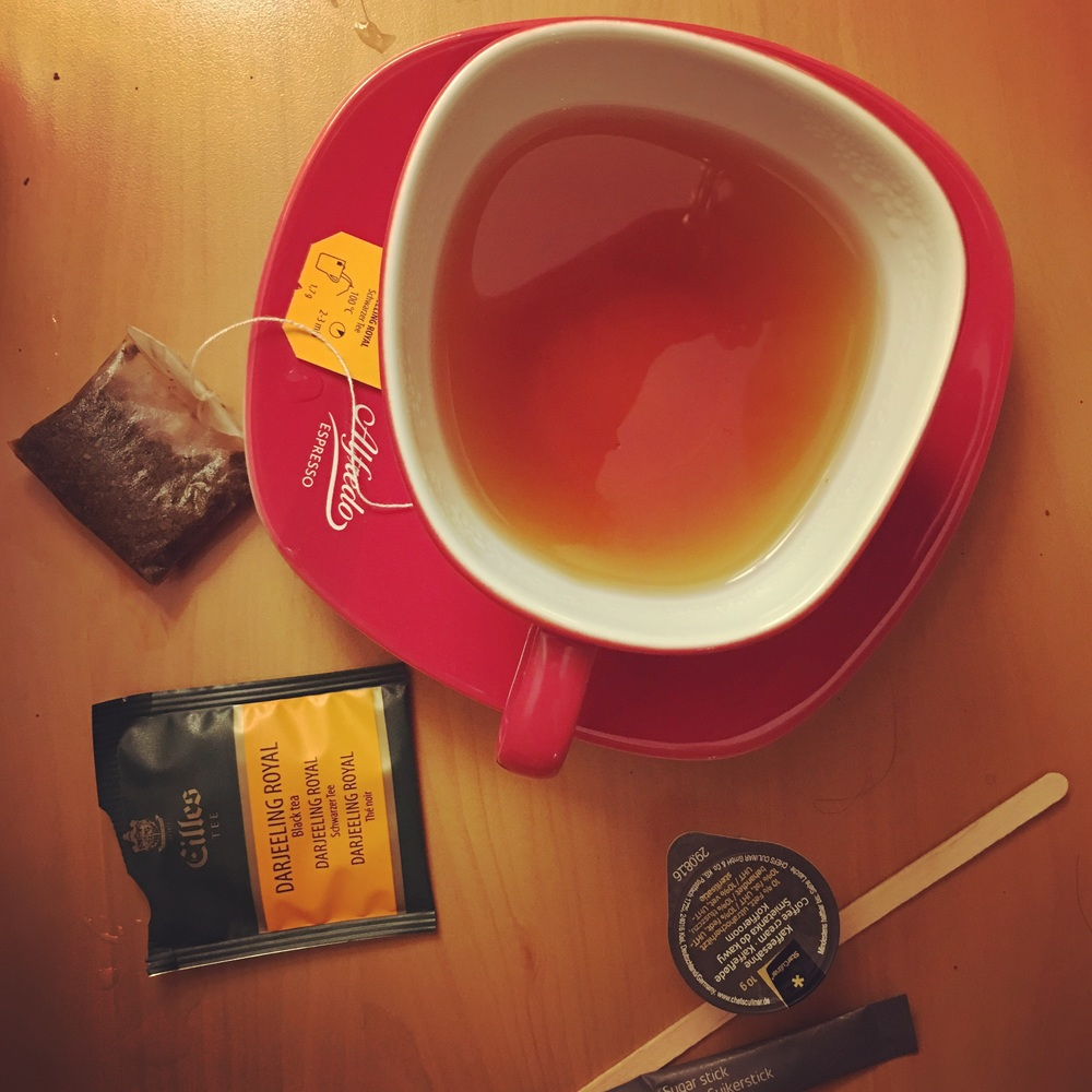 Eilles tea, a cup of tea. Image copyright sourcingstyle.com