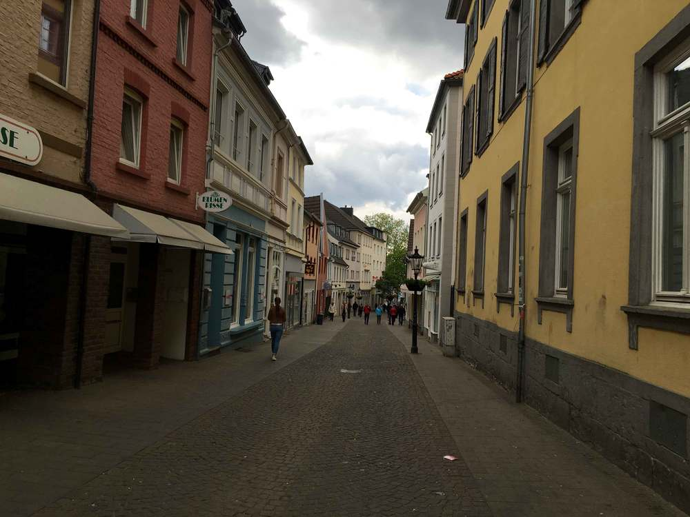 Streets of Ratingen, Germany. Image©sourcingstyle.com, Photo: Nicola Nolting