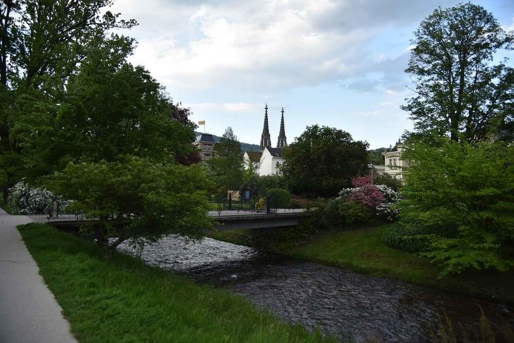 Lichtentaler Allee, Baden Baden, Germany. Image©sourcingstyle.com