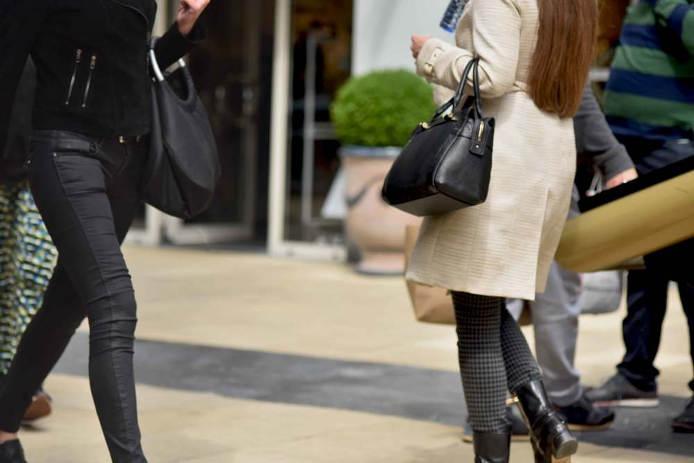 Designer Outlet Roermond, Netherlands. Photo:Gunjan Virk, image©sourcingstyle.com