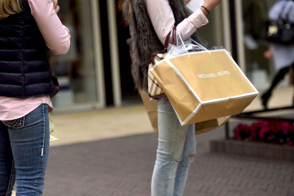 Designer Outlet Roermond, Netherlands. Photo: Gunjan Virk, image©sourcingstyle.com