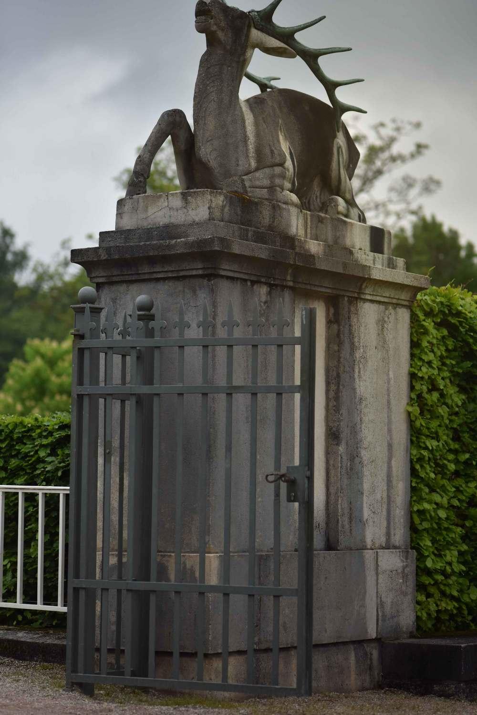 Gönneranlage, historic park, Baden Baden, Germany. Image©sourcingstyle.com