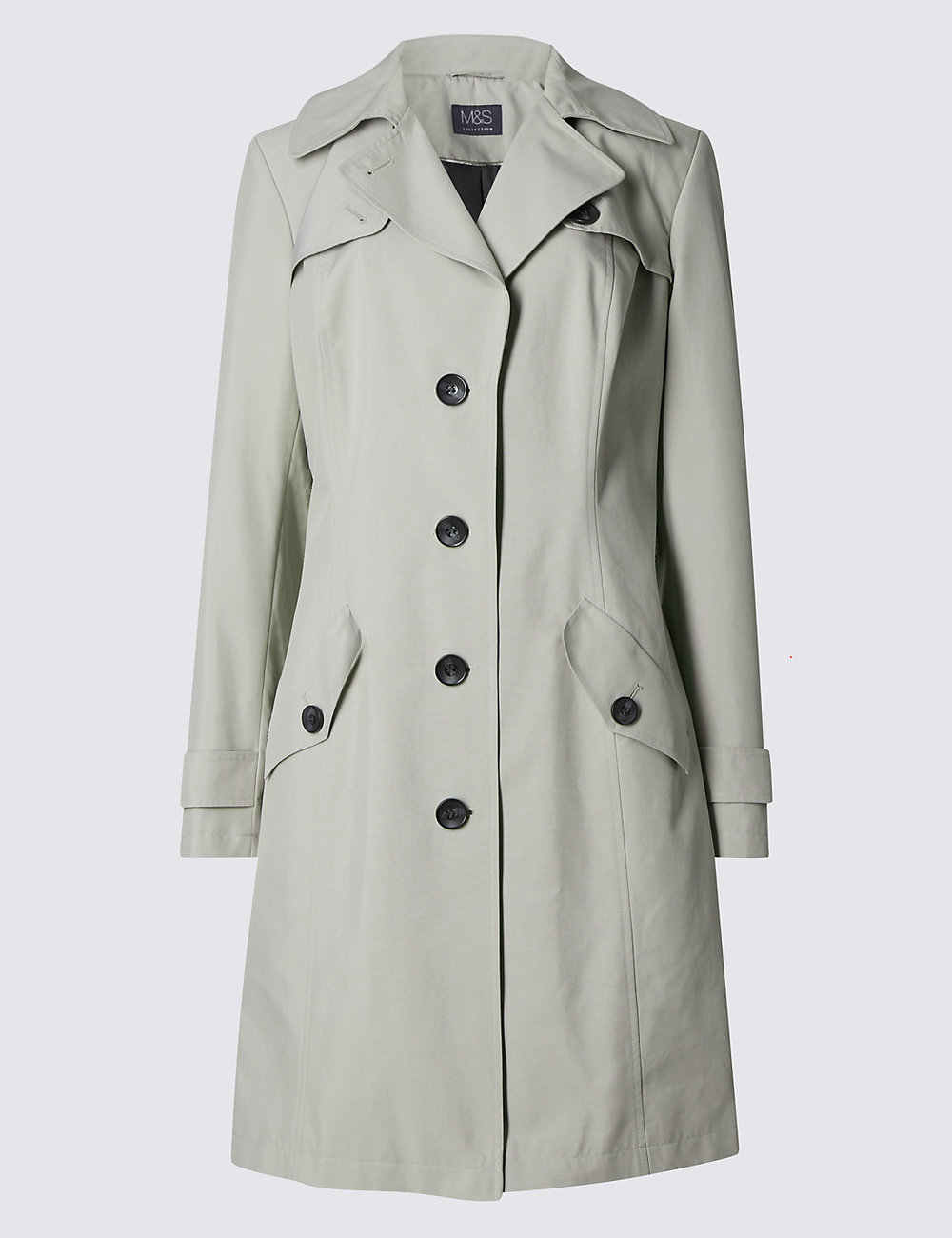 Marks and Spencer trench jacket from marksandspencer.com
