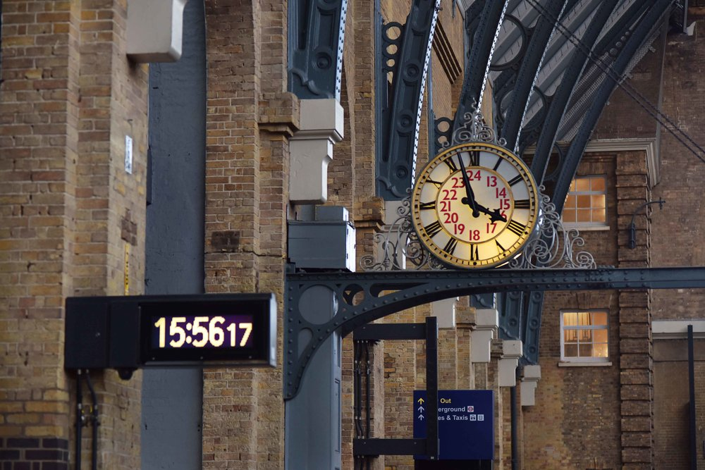 London King's Cross. Image©sourcingstyle.com